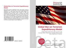 Copertina di Global War on Terrorism Expeditionary Medal