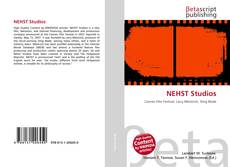 Bookcover of NEHST Studios