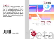 Portada del libro de Yang Cheng