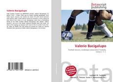 Bookcover of Valerio Bacigalupo