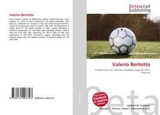 Valerio Bertotto kitap kapağı