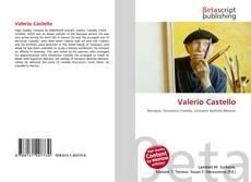 Copertina di Valerio Castello