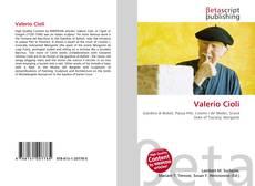 Valerio Cioli kitap kapağı