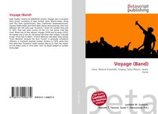 Bookcover of Voyage (Band)
