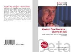Обложка Voydan Pop Georgiev – Chernodrinski