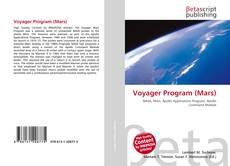 Voyager Program (Mars) kitap kapağı