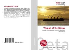 Bookcover of Voyage of the Karluk