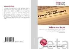 Bookcover of Adam von Trott