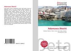 Portada del libro de Adamawa (Reich)