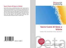 Sacro Cuore di Gesù a Vitinia kitap kapağı