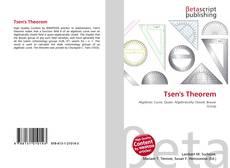 Bookcover of Tsen's Theorem