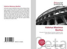 Bookcover of Valerius Maximus Basilius