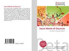 Bookcover of Sacro Monte di Ossuccio
