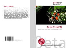 Bookcover of Sacro Vergente