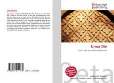 Bookcover of Umar Din