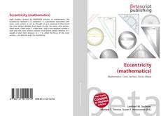 Bookcover of Eccentricity (mathematics)