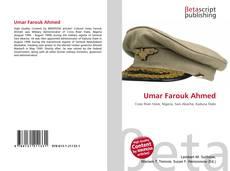 Bookcover of Umar Farouk Ahmed