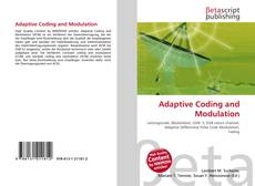 Buchcover von Adaptive Coding and Modulation