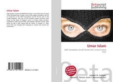 Umar Islam kitap kapağı