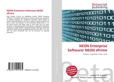 Copertina di NEON Enterprise Software/ NEON zPrime