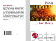 Обложка Robert Edmiston