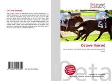 Bookcover of Octave (horse)