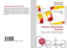 Bookcover of Adaptive Hypermedia Systeme