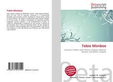 Buchcover von Tobie Mimboe