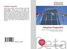 Adaptive Tragwerke的封面