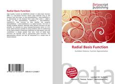 Bookcover of Radial Basis Function