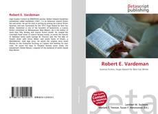 Capa do livro de Robert E. Vardeman