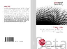 Bookcover of Yang Lian