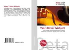 Buchcover von Valery Klimov (Violinist)