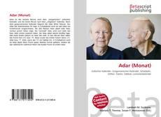 Bookcover of Adar (Monat)
