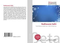 Radhouane Salhi kitap kapağı