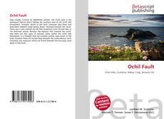 Обложка Ochil Fault