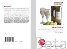 Bookcover of Vino Greco