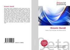 Обложка Oceanic (band)