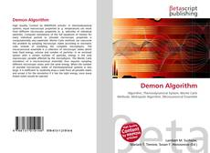 Bookcover of Demon Algorithm