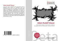 Buchcover von Adam Rudolf Glauer