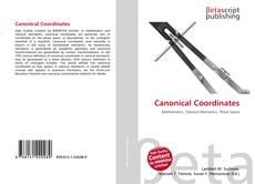 Canonical Coordinates的封面