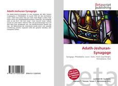 Copertina di Adath-Jeshuran-Synagoge