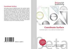 Bookcover of Coordinate Surface