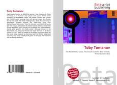 Borítókép a  Toby Tomanov - hoz