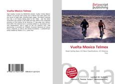 Vuelta Mexico Telmex的封面