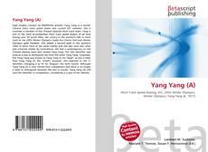 Yang Yang (A)的封面