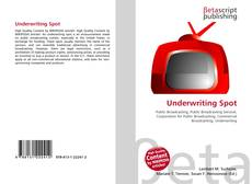 Bookcover of Underwriting Spot