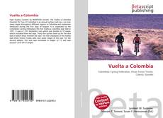 Bookcover of Vuelta a Colombia