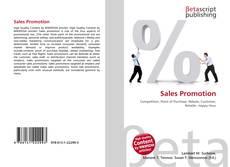 Borítókép a  Sales Promotion - hoz