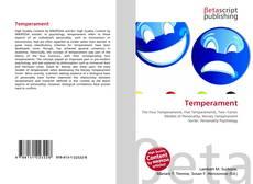 Bookcover of Temperament